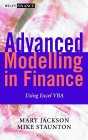 Advanced Modelling in Finance